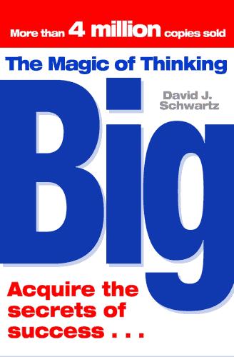 Magic of Thinking Big Cover